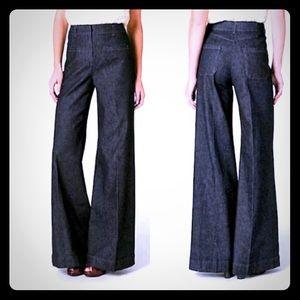 Cartonnier High Rise Wide Leg Trouser Jeans